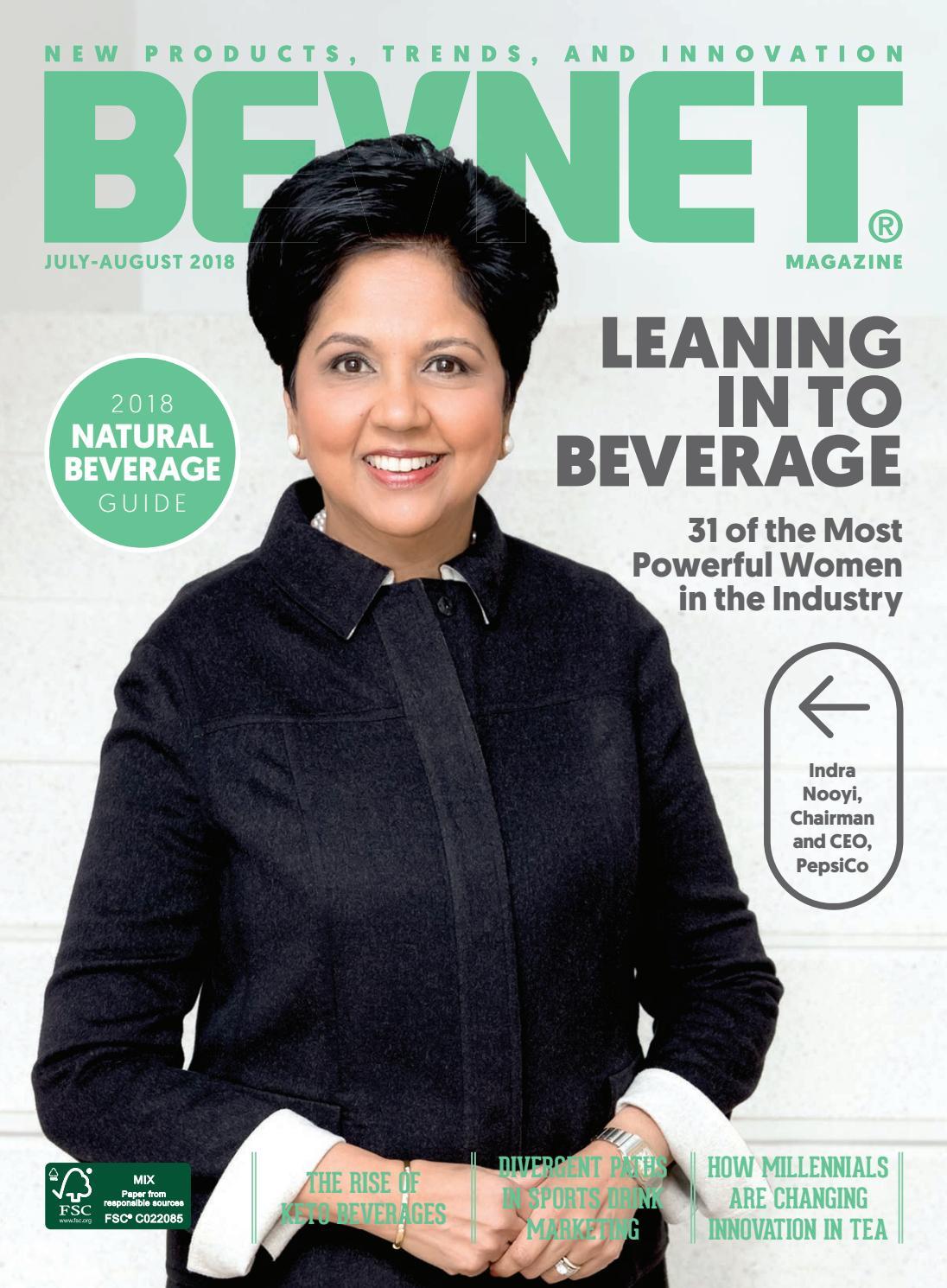 9b354759235 BevNET Magazine July August 2018 by BevNET.com - issuu