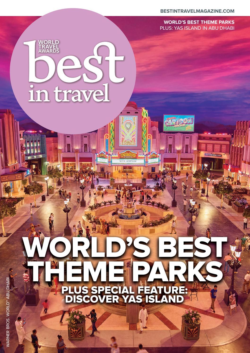 Best In Travel Magazine Issue 75 // 2018 // World's Best