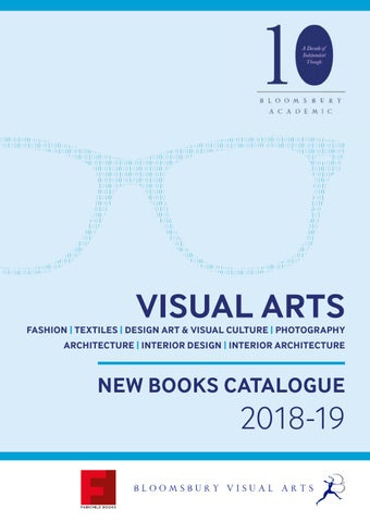 d305d669d9 Visual Arts Catalogue 2018-2019 by Bloomsbury Publishing - issuu