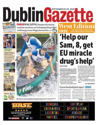 Dublin Gazette  West Edition by Dublin Gazette - issuu 95a81e5b7a8d
