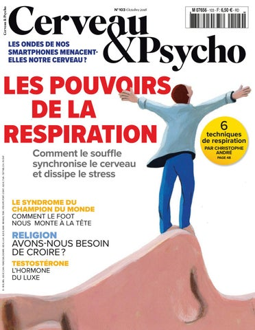 Cerveau   Psycho n°103 - octobre 2018   Les pouvoirs de la ... 22247b504cb9