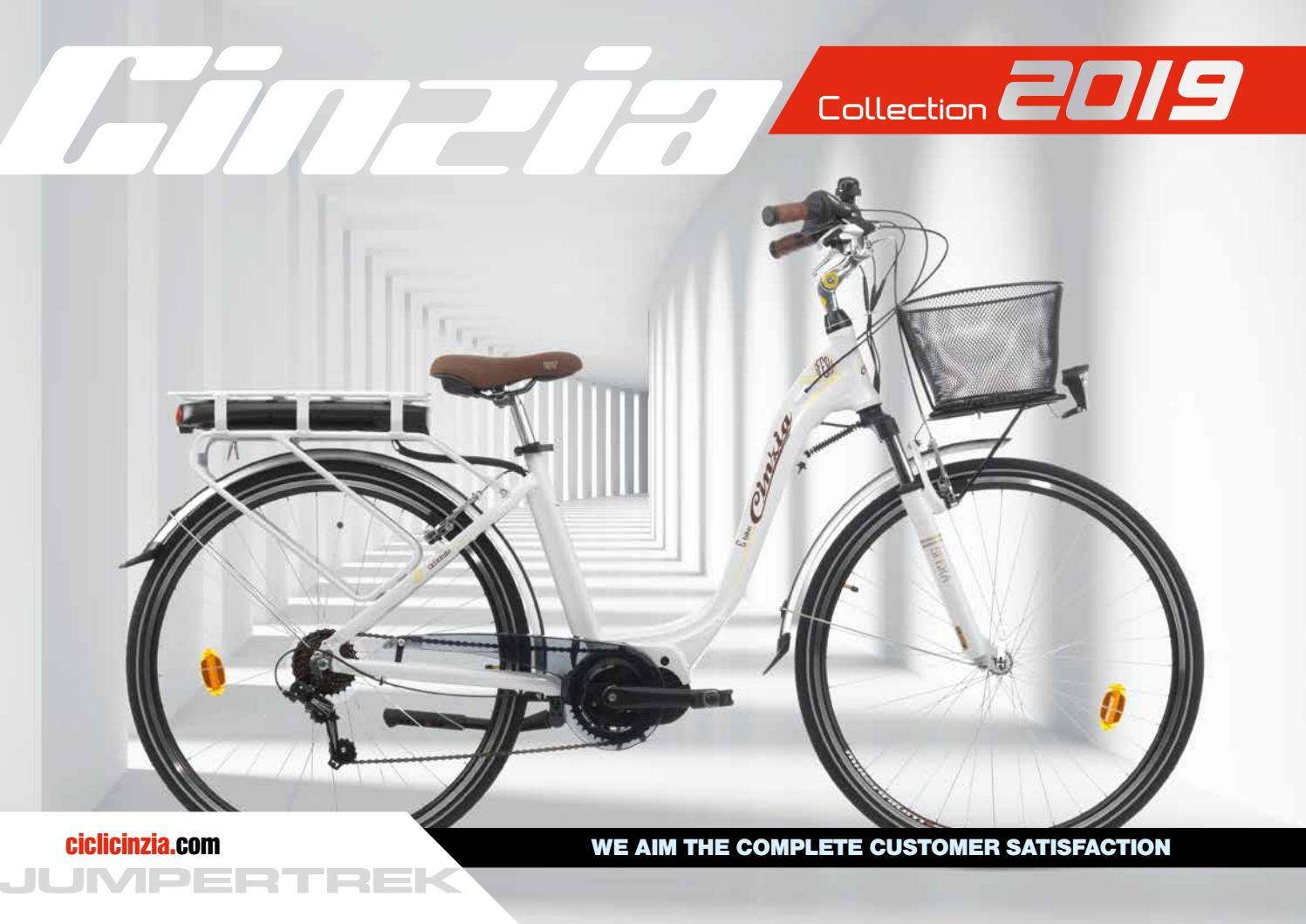 Bici Pieghevole Cinzia 20.Catalogo Bicicletas Cinzia 2019 Ciclos Almozara By Ciclos Almozara