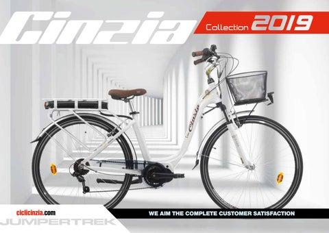 Bici Pieghevole Cicli Cinzia.Catalogo Bicicletas Cinzia 2019 Ciclos Almozara By Ciclos Almozara