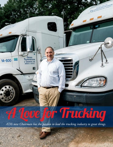 Page 6 of Fenn Church: A Love for Trucking