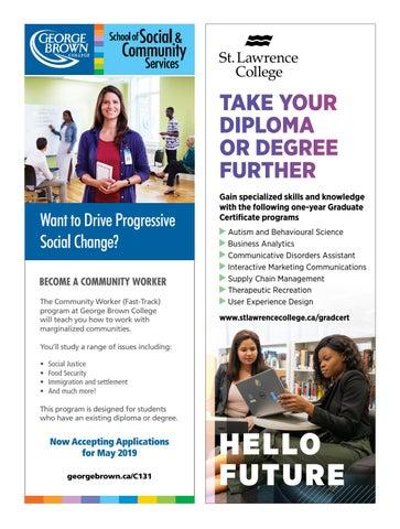 Grad Guide Fall 2018 By Jobpostings Magazine Issuu