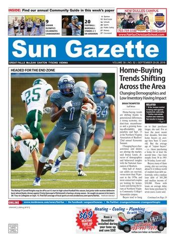 Sun Gazette Fairfax, September 20, 2018 by InsideNoVa - issuu