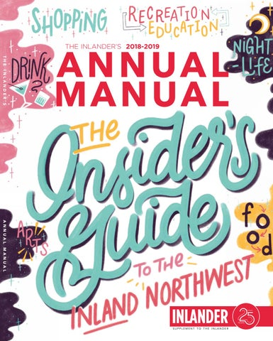 Annual Manual 9 4 2018 by The Inlander issuu