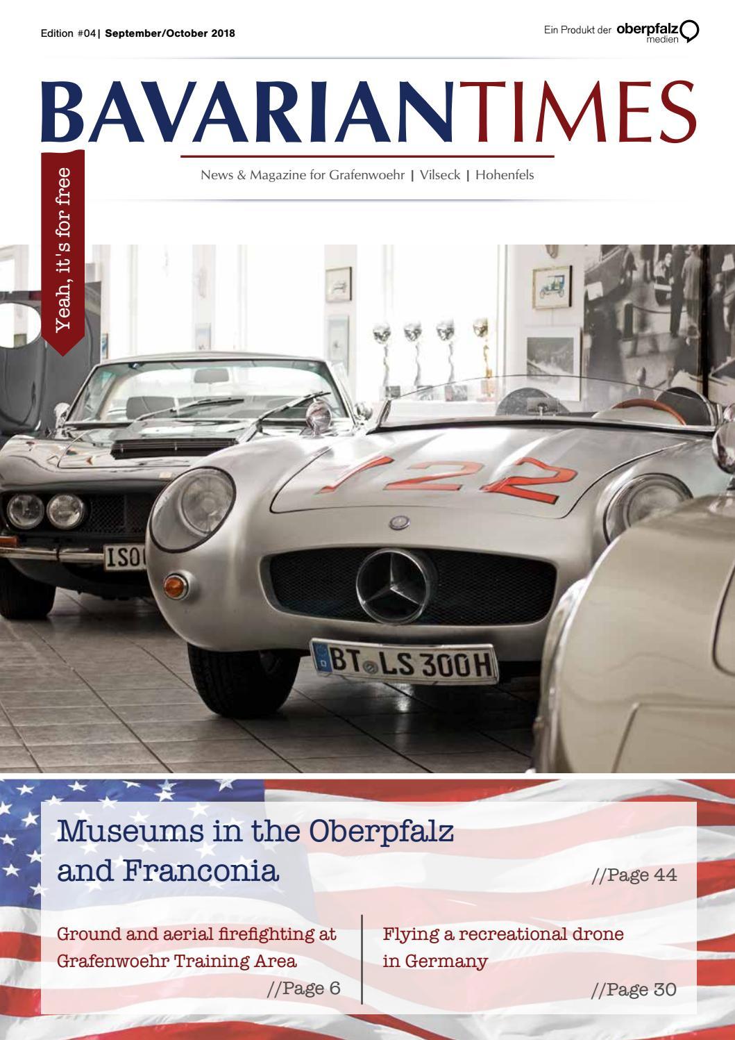 Bavarian Times Magazine - Edition 04 - September/October