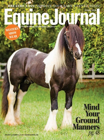 2144e2a1e7d Equine Journal by Cowboy Publishing Group - issuu