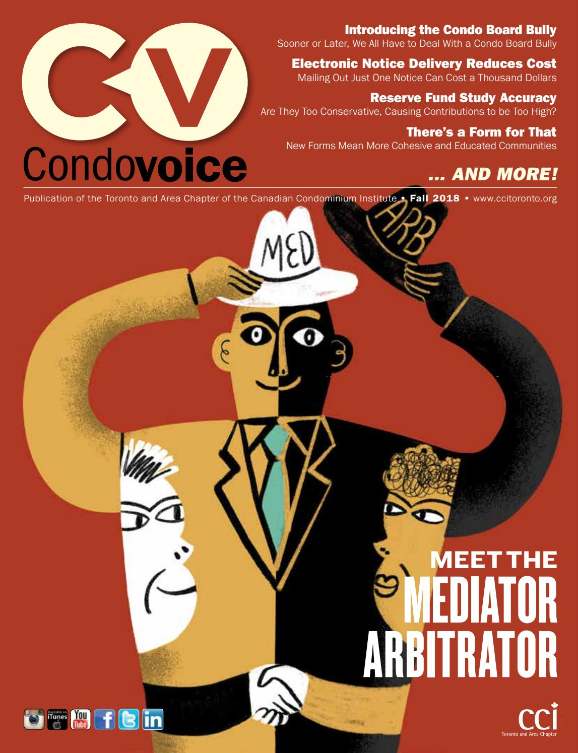 CCi-T Condovoice - Fall 2018 by LS Graphics - issuu