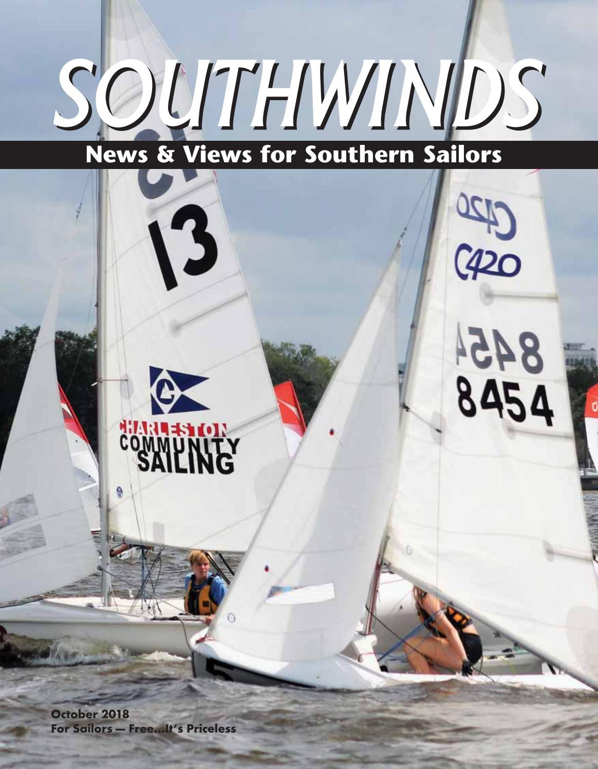 d8ccce81 October 2018 by SOUTHWINDS Magazine - issuu