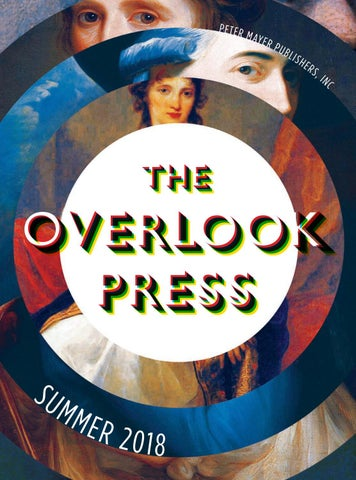 The Overlook Press Summer 2018 By Abrams Issuu