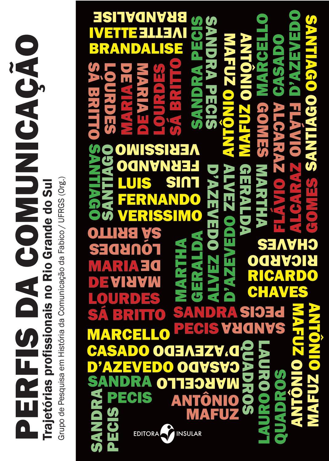 Perfis Da Comunicação By Editora Insular Issuu
