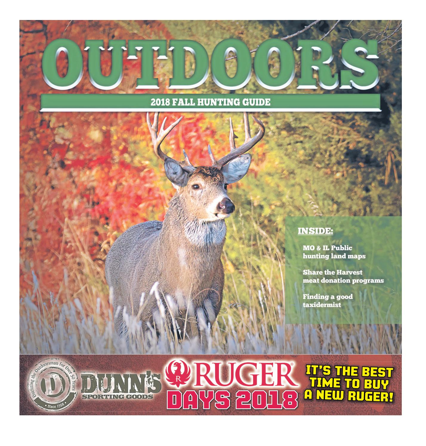 f94cfee044db3 2018 Outdoors Guide by Daily Journal Online - issuu