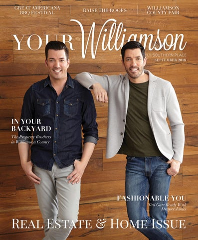 ebeb0ad0076 Your Williamson September 2018 by Robertson Media Group