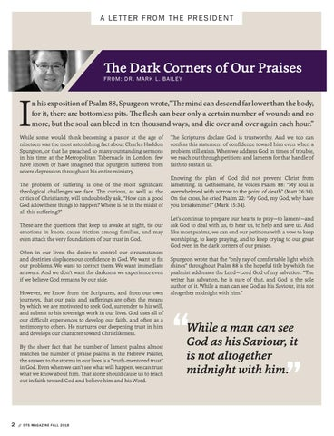 Page 2 of The Dark Corners of Our Praises