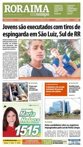 Jornal Roraima em tempo – edição 1038 by RoraimaEmTempo - issuu ef8d78a0fa28f