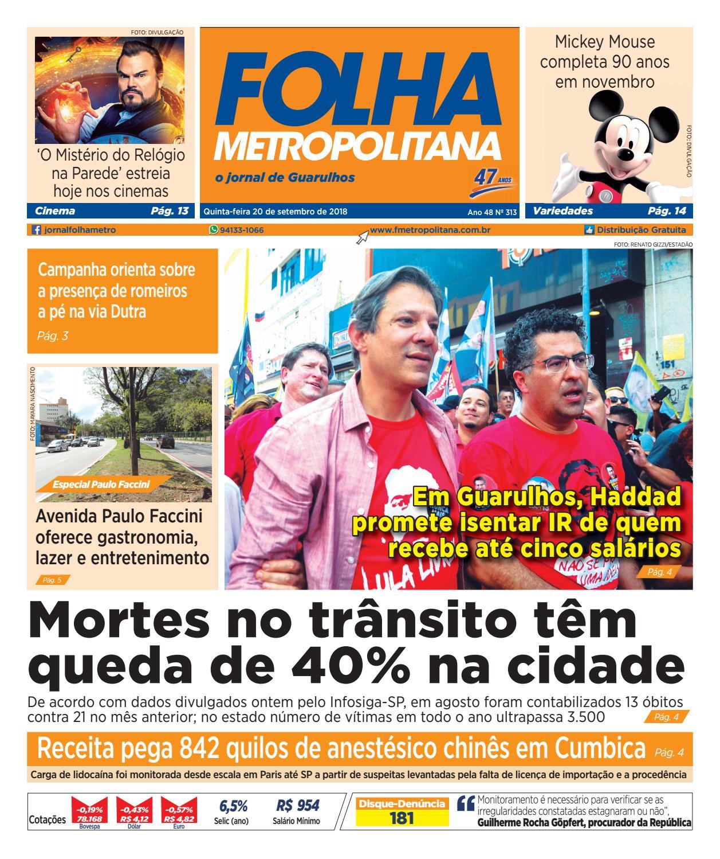 bed05ba5a Folha Metropolitana ed 313 by Folha Metropolitana - issuu