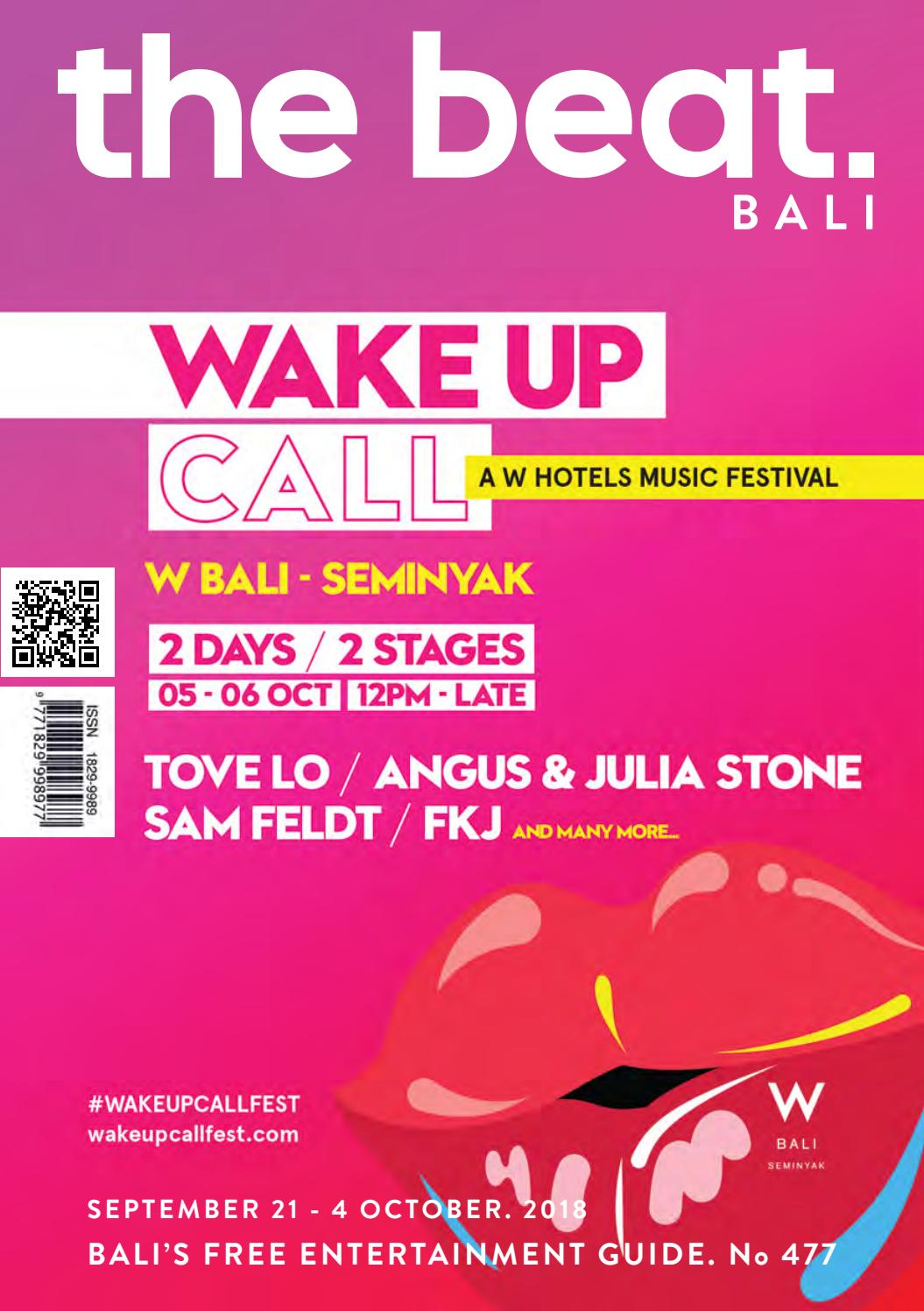 84e2c4f4e The Beat 477 by The Beat Bali - issuu