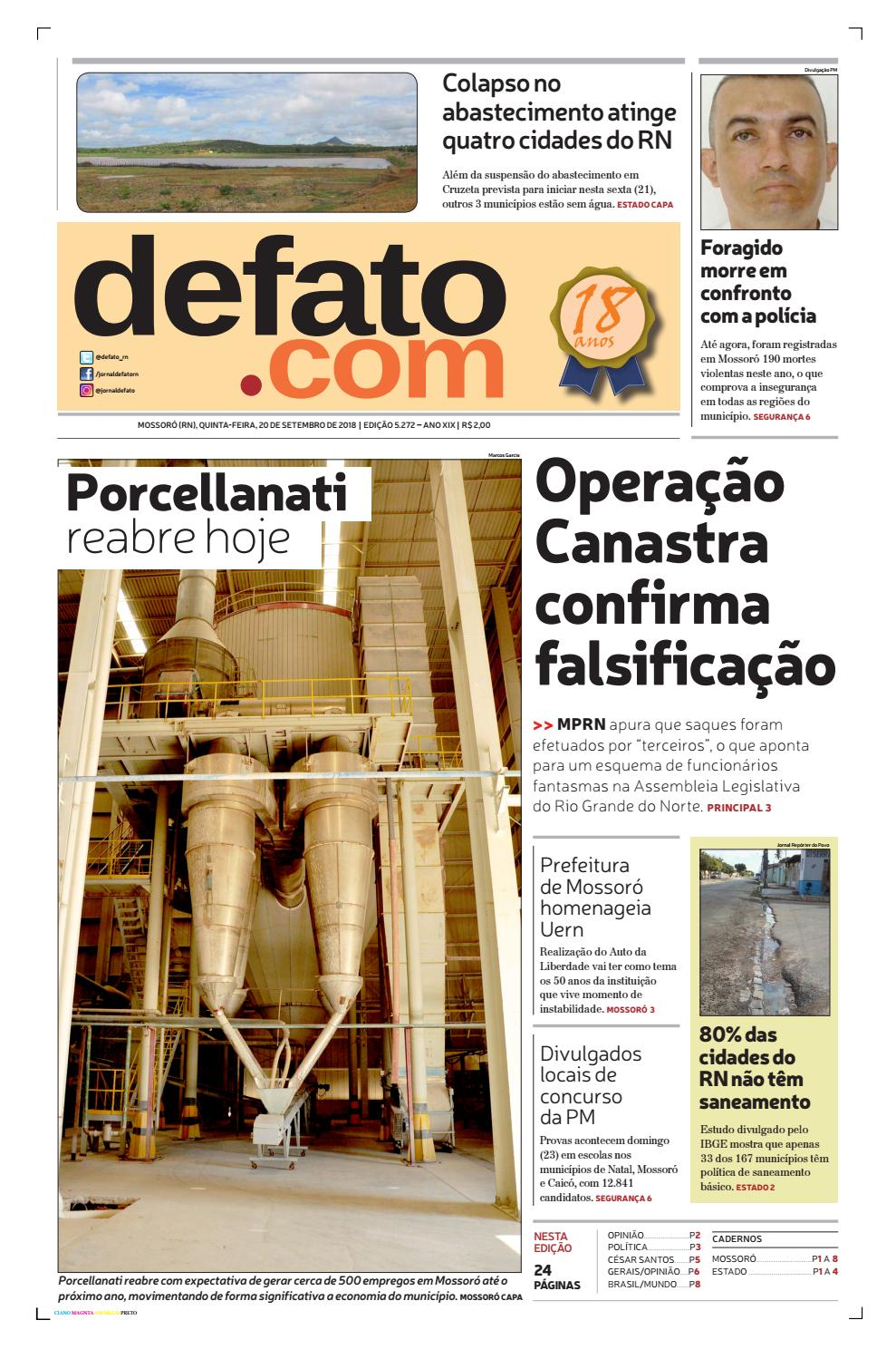 Jornal de Fato by Jornal de Fato - issuu d2add9ee4fac2