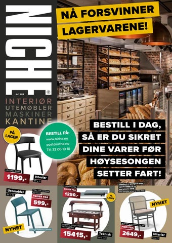 9515ebbd4 Magasin 7_2018 by NICHE NORWAY AS - issuu