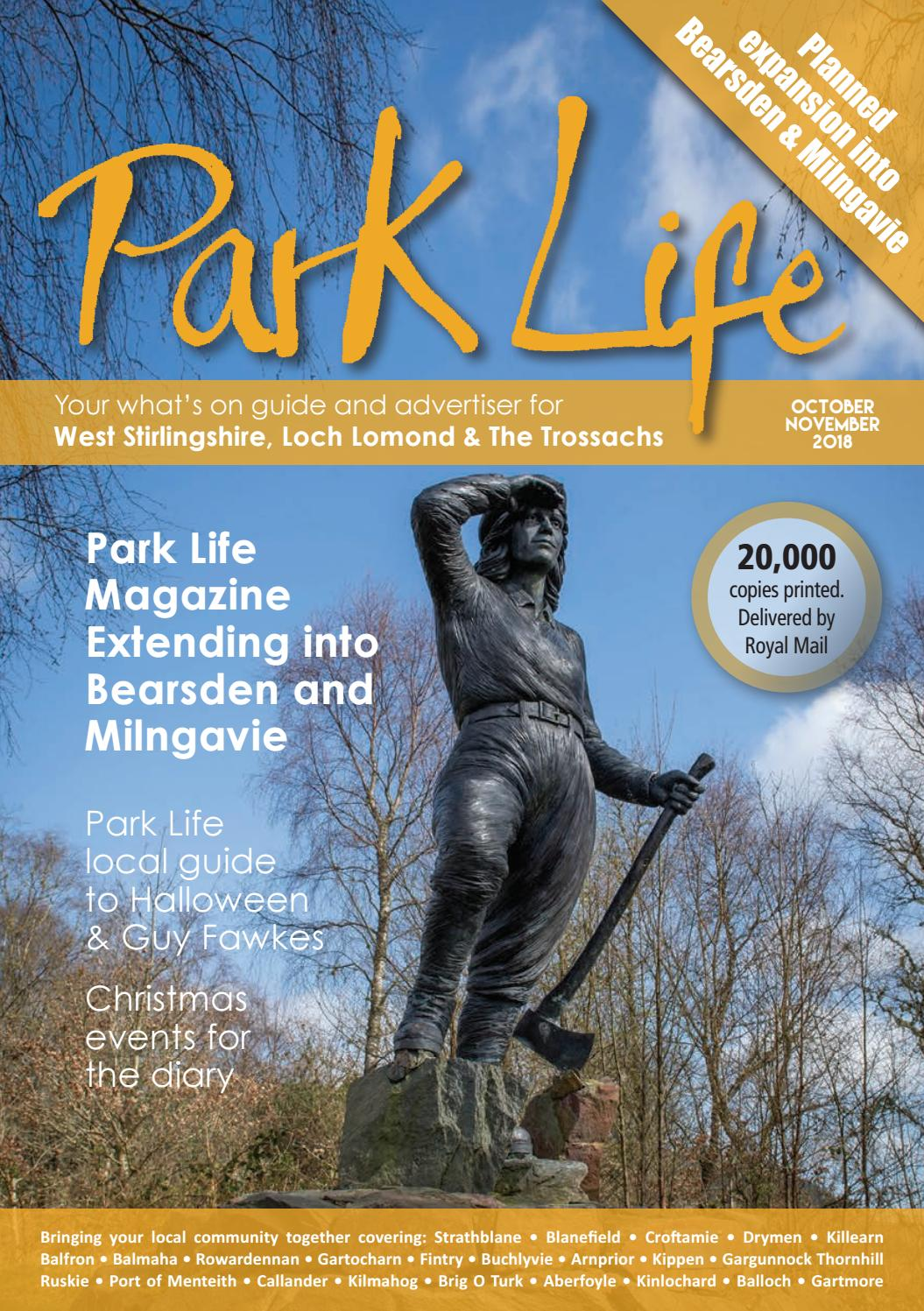 Park Life Magazine Oct/Nov 2018 Issue by LifeMags - issuu
