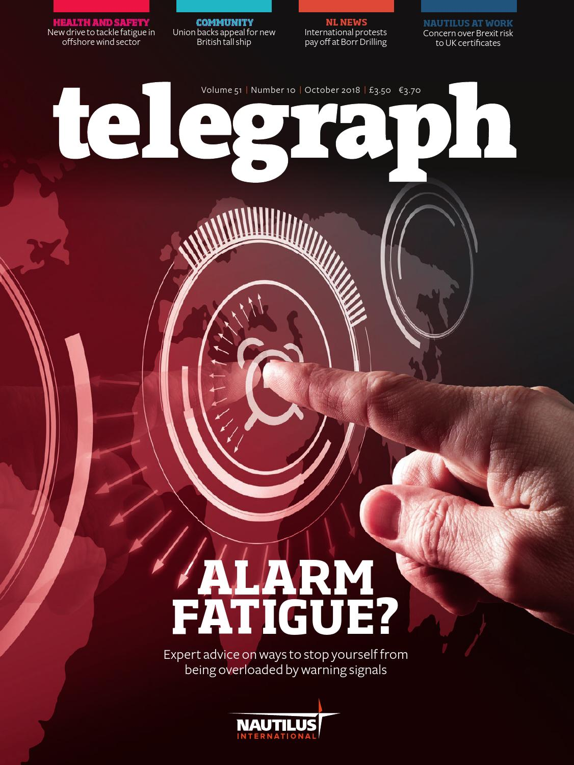 Nautilus Telegraph October 2018 By Redactive Media Group Issuu James Clark Maxwell And Switched Capacitor Filters Eeweb Community