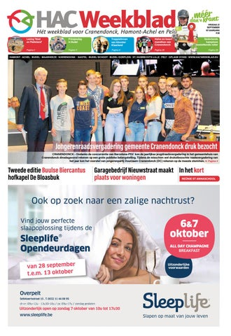 a6db0b36957 HAC Weekblad week 38 2018 NL by HAC Weekblad - issuu