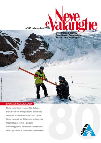 dff08c84d806 Neve e Valanghe 80 by Aineva - issuu
