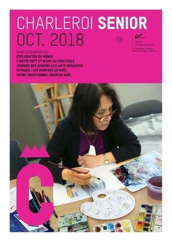 Charleroi Senior Octobre 2018 By Ville De Charleroi Issuu