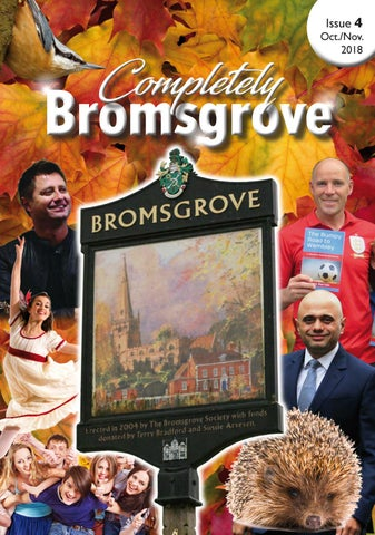 Completely Bromsgrove issue 4 by michelebromsgrove - issuu