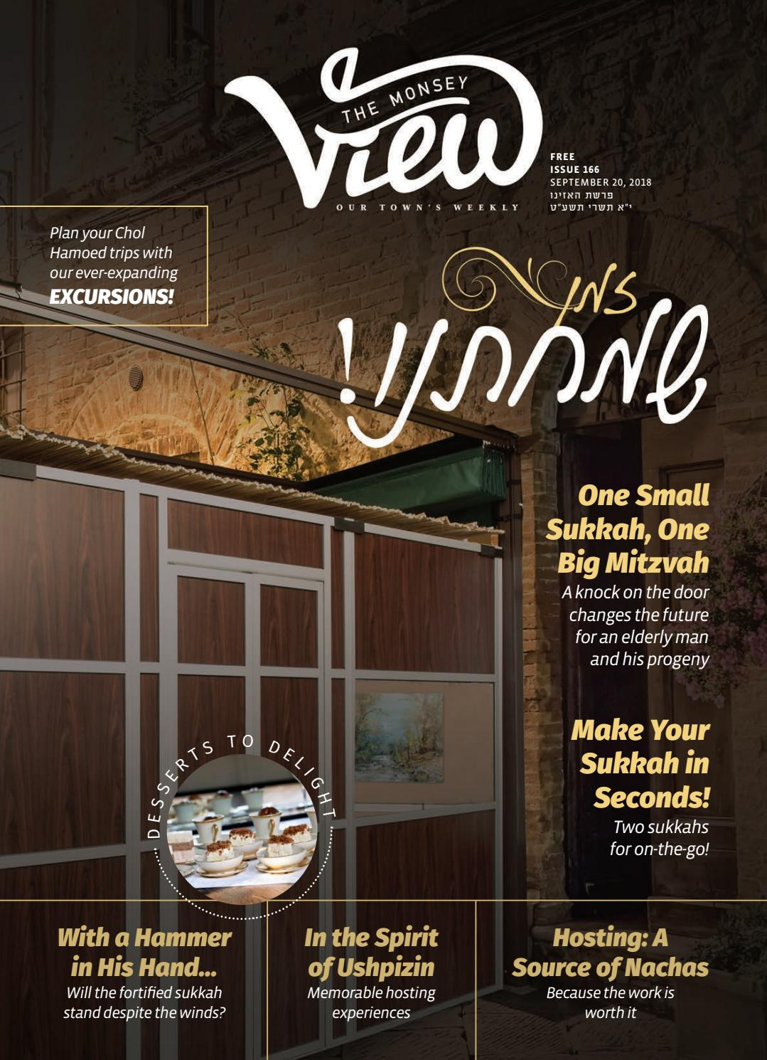 Issue 166 by The Monsey View - issuu