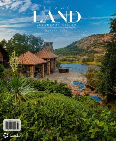 Texas Land Spring 2018 By Land Magazines Issuu