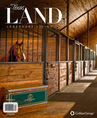 texas land winter 2017 by land magazines issuu8604164 Mercedes Benz Golf Shirts #20