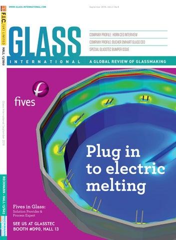 Glass International September 2018 by Quartz Business Media - issuu