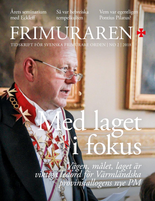 abfeb7e374da Frimuraren nummer 2 2018 by Svenska Frimurare Orden - issuu