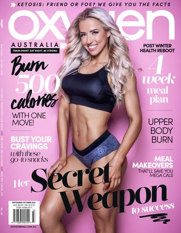 b840c8bd58 Healthy   Fitness Women Australia October 2018 by nguyenducthanhminh ...