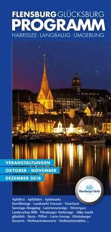 Flensburg Programm 042018 By Flensburg Programm Issuu