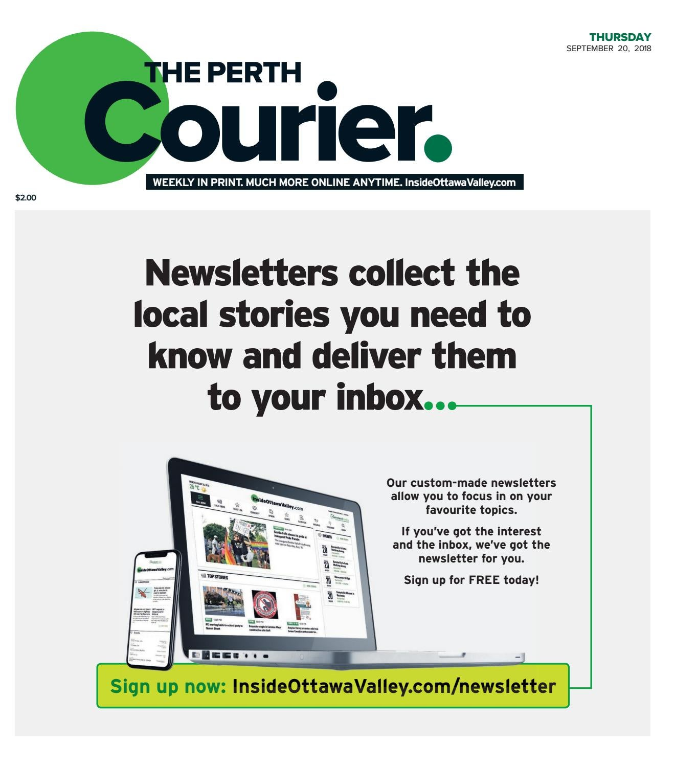 OTV P A by Metroland East The Perth Courier issuu