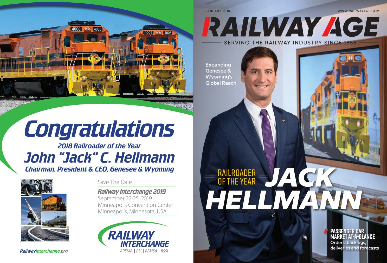 Railway Age January 2018 by Railway Age - issuu