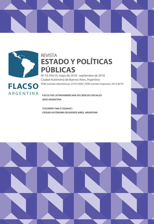 fdc9bba3 Revista Estado y Políticas Públicas Nº10 by Emiliano - issuu