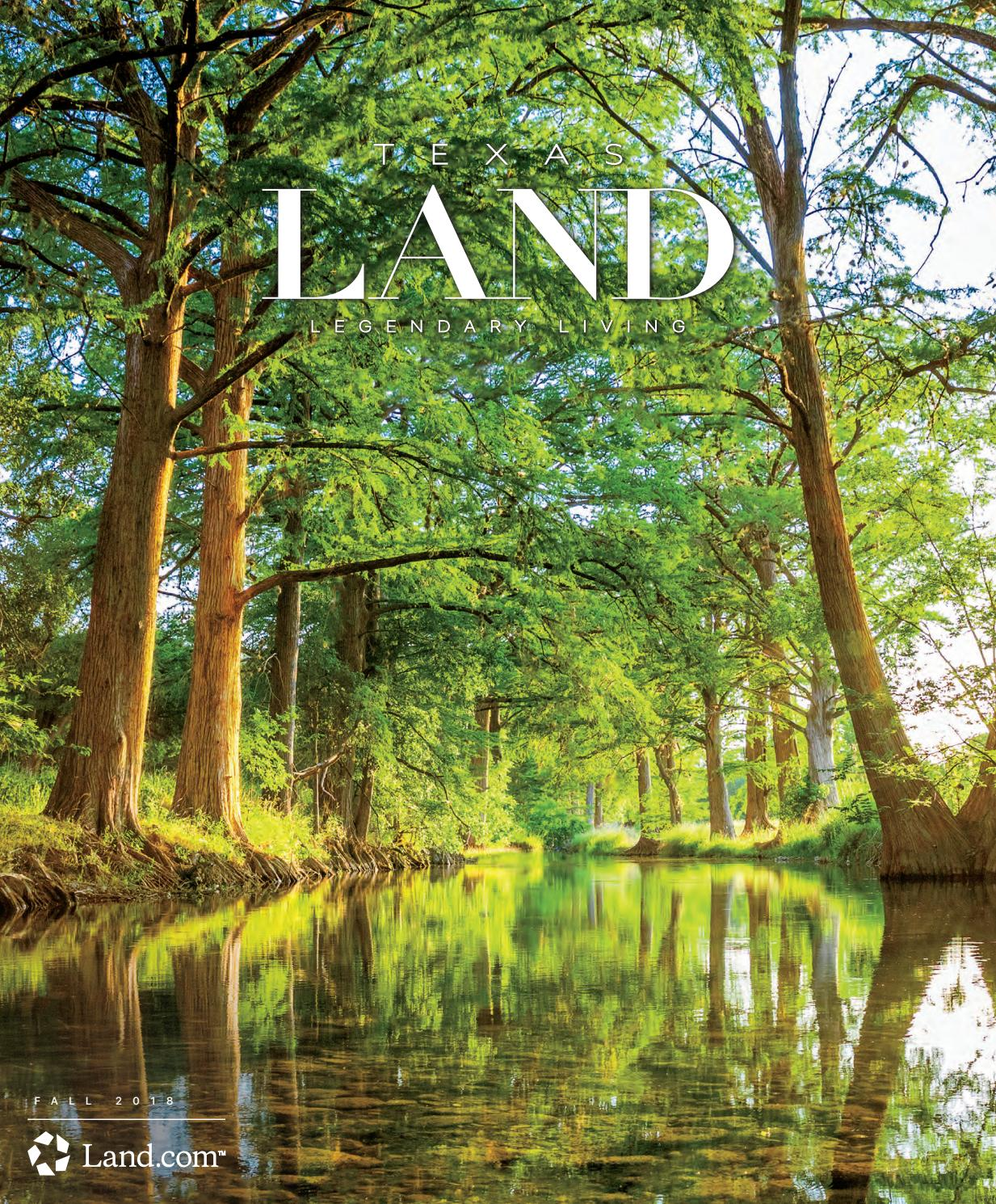 texas land fall 2018 by land magazines issuu