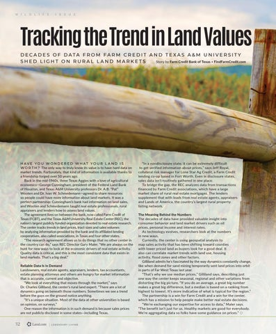 Page 36 of Tracking the Trend in Land Values