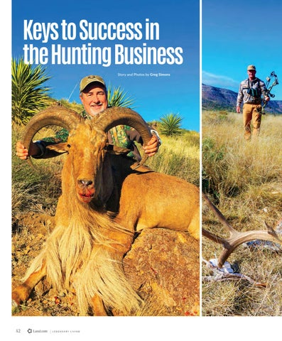 Page 46 of Keys to Success in the Hunting Business