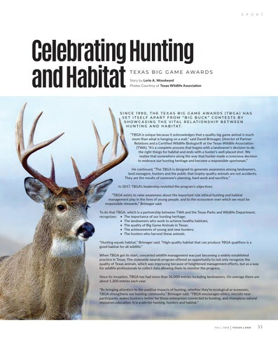 Page 57 of Celebrating Hunting and Habitat