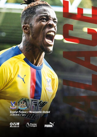 049499a5b CPFC v Newcastle United by Crystal Palace FC - issuu