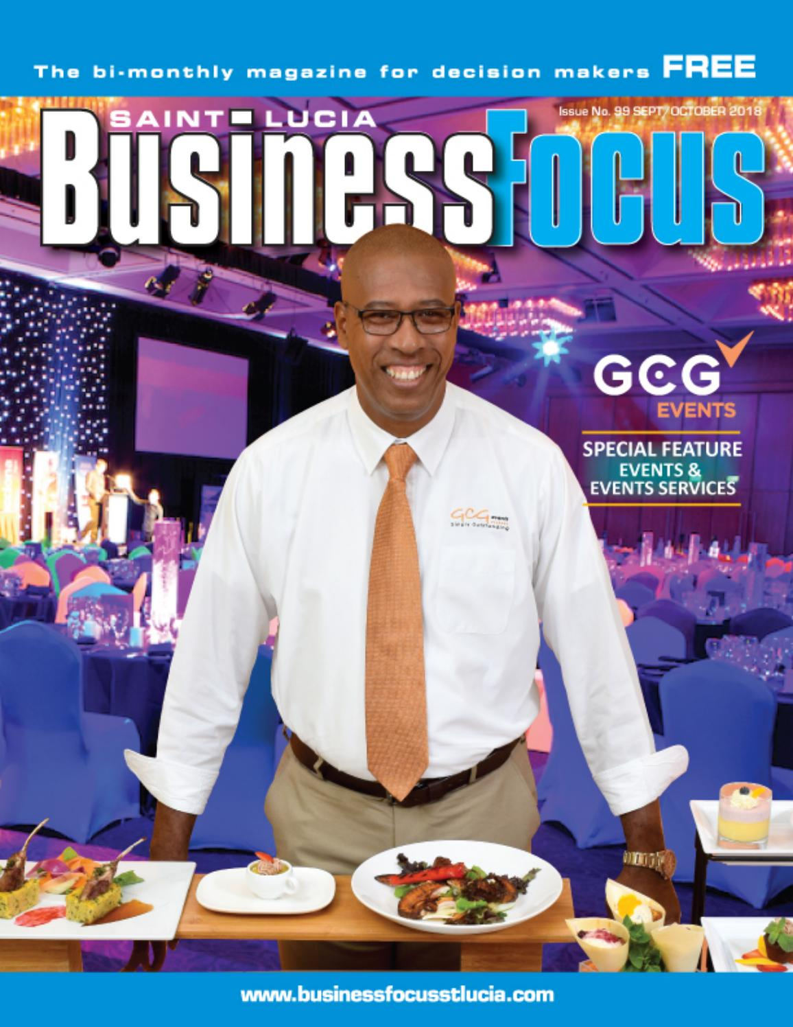 St  Lucia Business Focus by AMS St  Lucia - issuu