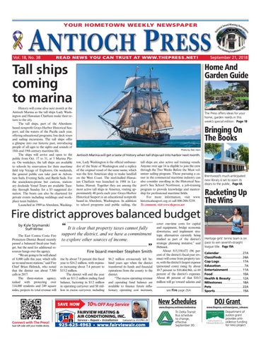 125e8fb3503 Antioch Press 09.21.18 by Brentwood Press   Publishing - issuu