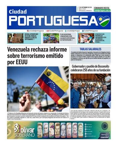 Ciudad Portuguesa Edición 627 by Ciudad Portuguesa - issuu faa45191e6ea9