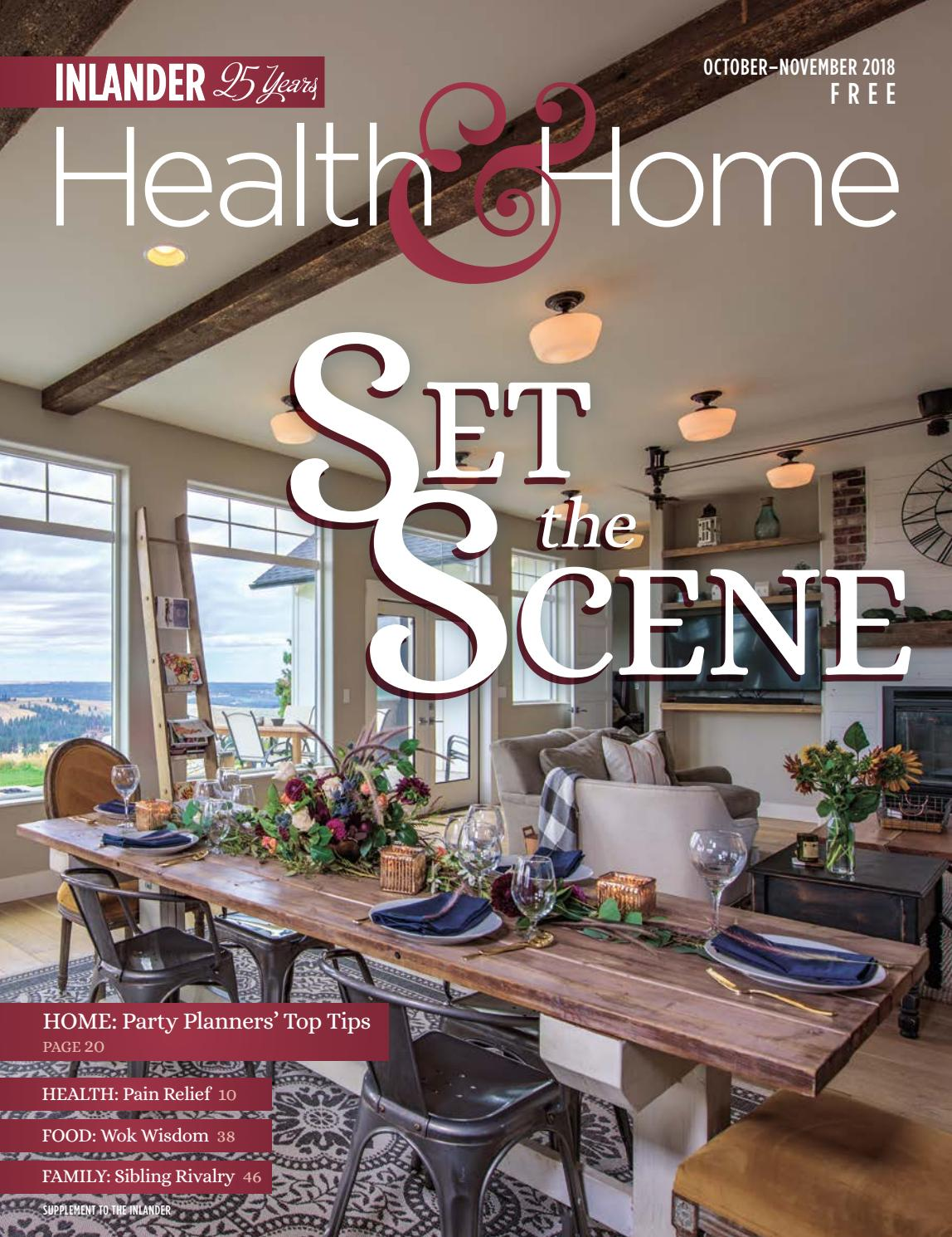 Health and home 10 1 2018 by the inlander issuu